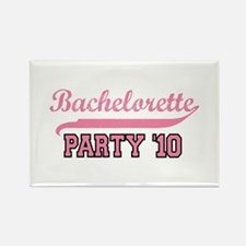 Bachelorette Party '10 Rectangle Magnet