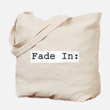 Fade In: Tote Bag