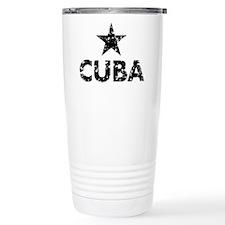 Cuba Travel Mug