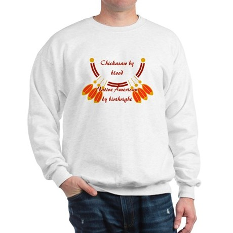"""Chickasaw"" Sweatshirt"