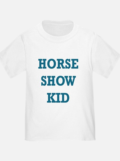 horseshowkid T-Shirt