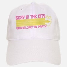 Sexy in the City Baseball Baseball Cap