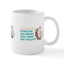 Stealing Heart and Wallet Mug