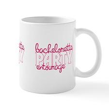 Bachelorette Entourage Mug