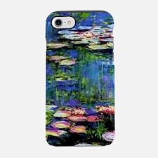Unique Monet floral iPhone 7 Tough Case