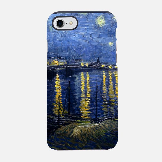Starry Night Over the Rhone.jp iPhone 7 Tough Case