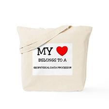 My Heart Belongs To A GEOPHYSICAL DATA PROCESSOR T