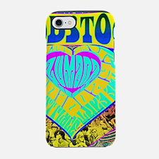 Woodstock Heart iPhone 7 Tough Case