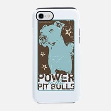 VintagePitBull_#3.png iPhone 7 Tough Case