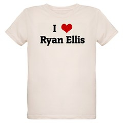 I Love Ryan Ellis T-Shirt