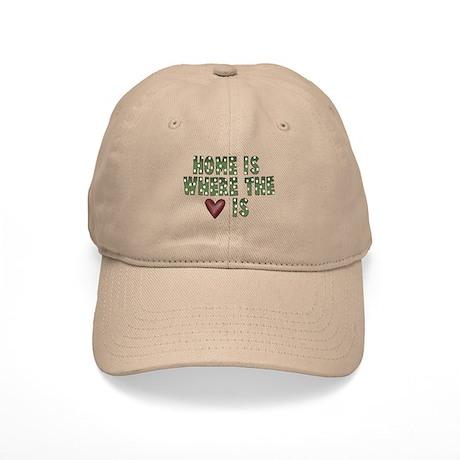 Home Heart Cap