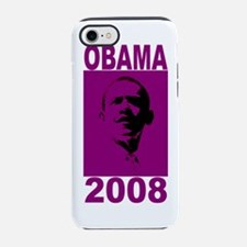 Funny Obama 2008 iPhone 7 Tough Case