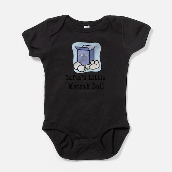 Safta's Little Matzah Ball Body Suit