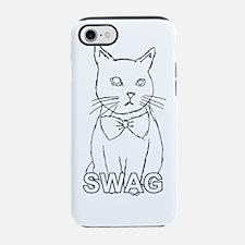Swag Cat iPhone 7 Tough Case
