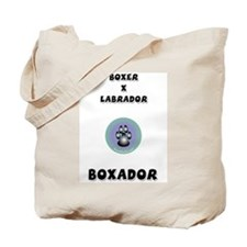 Boxador Tote Bag