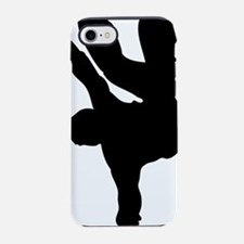 breakdance grab iPhone 7 Tough Case