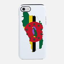 Cute Dominican iPhone 7 Tough Case