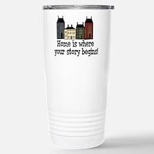 Home Story Stainless Steel Travel Mug