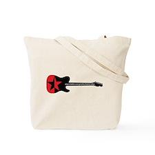 Starchld Enjoy Guitar Tote Bag