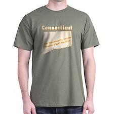 Vintage Connecticut T-Shirt