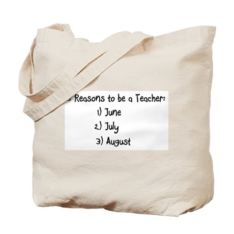 3 reasons to be a teacher There are many reasons to love being a teacher oftentimes it's hard to remember when you are burned out, but it's also easy to remind yourself of why you chose a teaching career.
