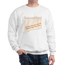Vintage Connecticut Sweatshirt