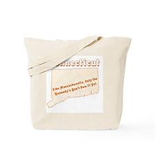 Vintage Connecticut Tote Bag