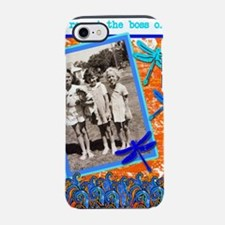 Funny Inspire dragonfly iPhone 7 Tough Case