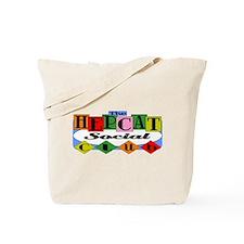 Hepcat Social Club Tote Bag