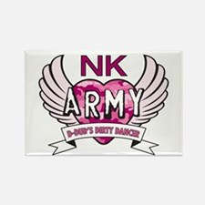 NK Army Rectangle Magnet
