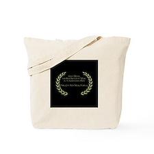 Unique Film scores Tote Bag