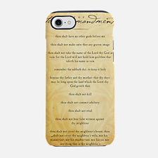 The Ten Commandments iPhone 7 Tough Case