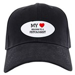 My Heart Belongs To A FETOLOGIST Black Cap