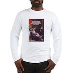 Porn Film Star Sprinkle Long Sleeve T-Shirt