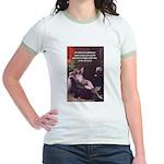 Porn Film Star Sprinkle Jr. Ringer T-Shirt