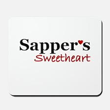 Sapper's Sweetheart Mousepad
