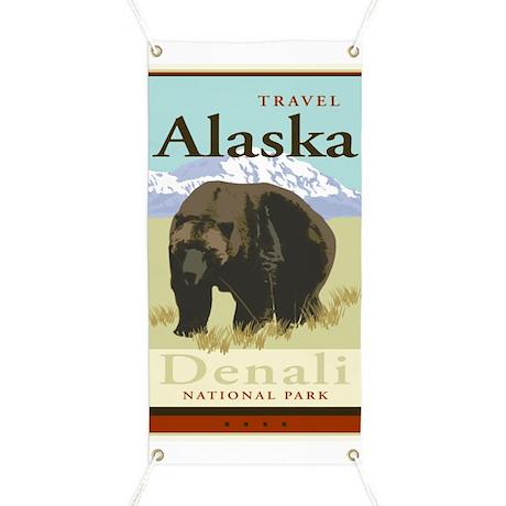 Travel Alaska Banner