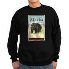 Travel Alaska Sweatshirt