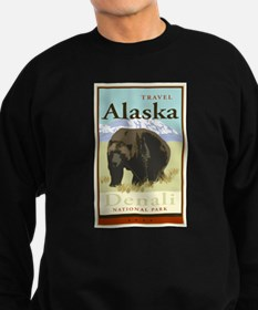 Travel Alaska Sweatshirt