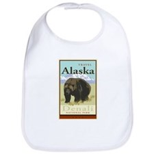 Travel Alaska Bib