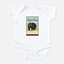 Travel Alaska Infant Bodysuit