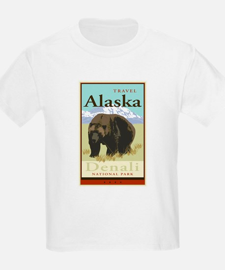 Travel Alaska T-Shirt