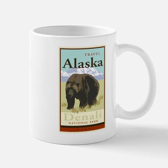 Travel Alaska Mug