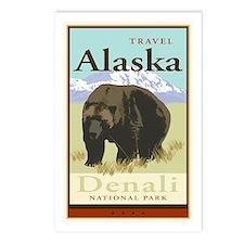Travel Alaska Postcards (Package of 8)