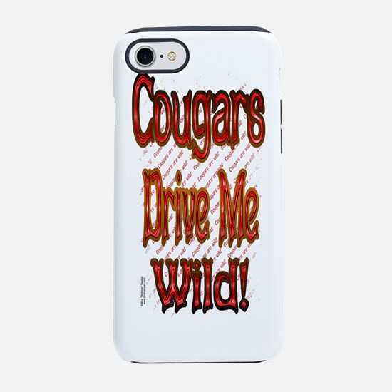 Bottle_WildCougars.png iPhone 7 Tough Case