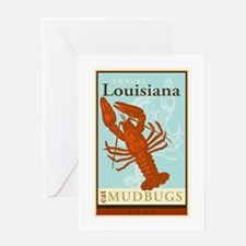 Travel Louisiana Greeting Card