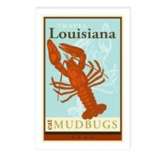 Travel Louisiana Postcards (Package of 8)