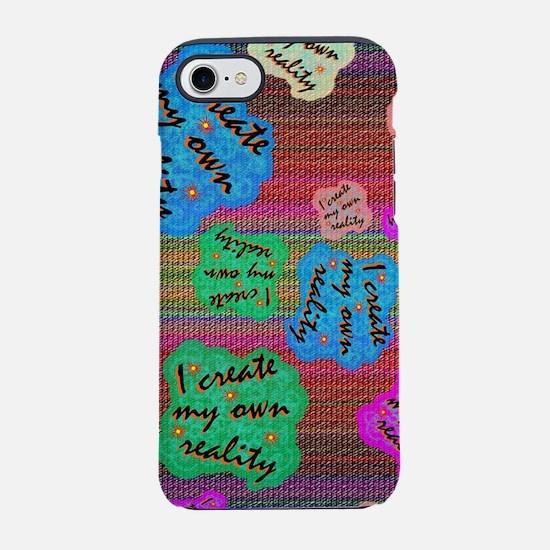 create-60S iPhone 7 Tough Case