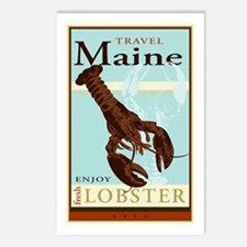 Travel Maine Postcards (Package of 8)