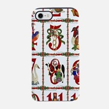 12 Days Of Christmas iPhone 7 Tough Case